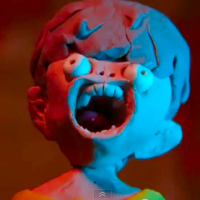 Claymation Horror Short of the Month - Lee Hardcastle's T is for Toilet