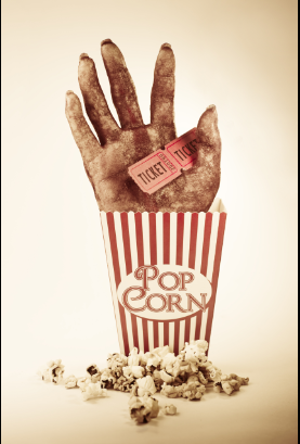 I'll take two tickets for the George Romero movie, please