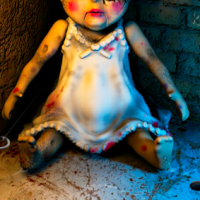 "Chills to Beat the Summer Heat, Part 4 - Adopt ""The Creepy Doll""!"