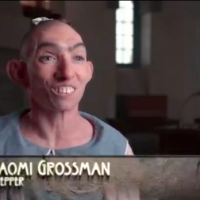 CONFIRMED! Naomi Grossman Back As Pinhead Pepper on American Horror Story Freak Show - YES!