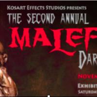 Last Chance to Catch Joshua Hoffine's Art At The MALEFICIUM Dark Arts Exhibition 2012!