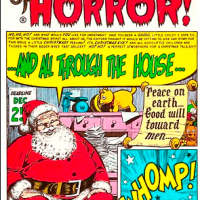 "Horror Boom Christmas Countdown For the Holidays - Watch The Tales From The Crypt Episode ""And All Through The House,"" Boils and Ghouls!"