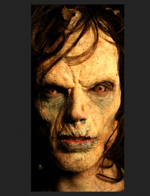 "This is the very talented Javier Botet in make-up, all right, but not as ""Mama"""