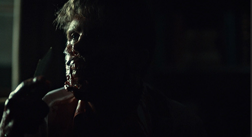 "one of the LESS gory shots from Hannibal's ""Tome Wan"" episode."