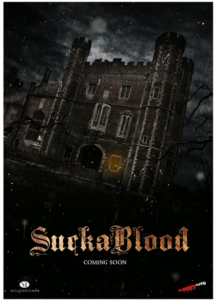 Early Teaser Poster for Suckablood