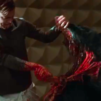 Here's That Hemlock Grove Season 2 Behind-the-Scenes Werewolf Transformation Clip!
