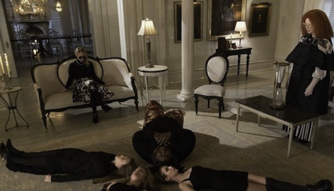 Before you decide that Freak Show really wasn't any improvement over Coven, watch the Coven Finale again.