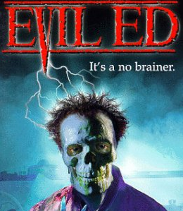evil ed terrible poster art
